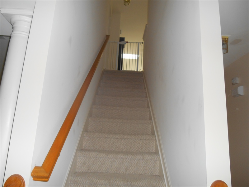 Real Estate Photography - 64 Buntings Mill Ct, Selbyville, DE, 19975 - Stairs