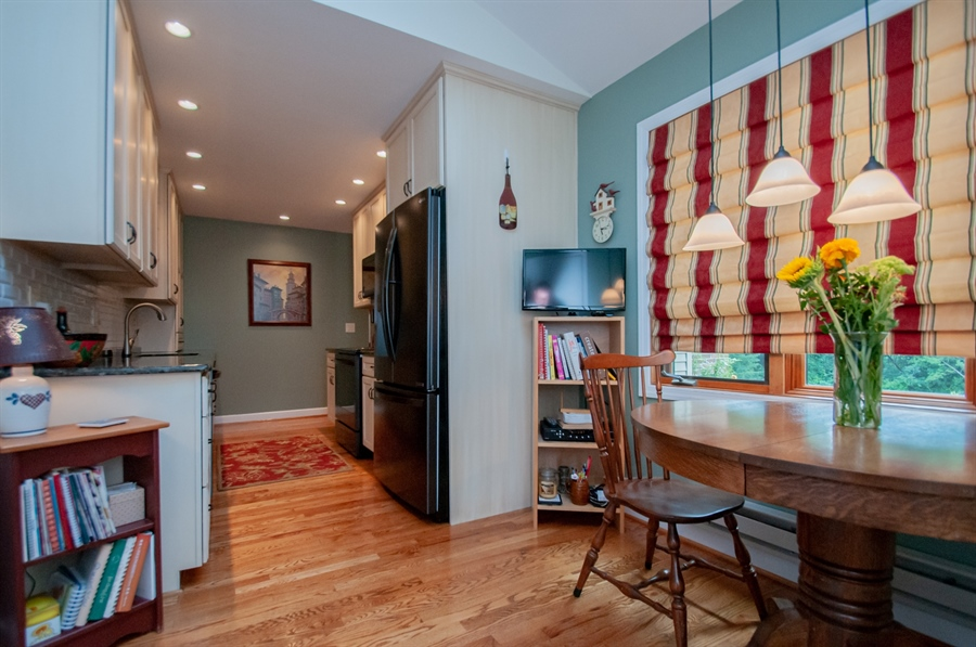 Real Estate Photography - 10 Laurel Ct, Wilmington, DE, 19808 - Updated Kitchen