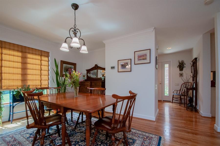Real Estate Photography - 10 Laurel Ct, Wilmington, DE, 19808 - Dining Room