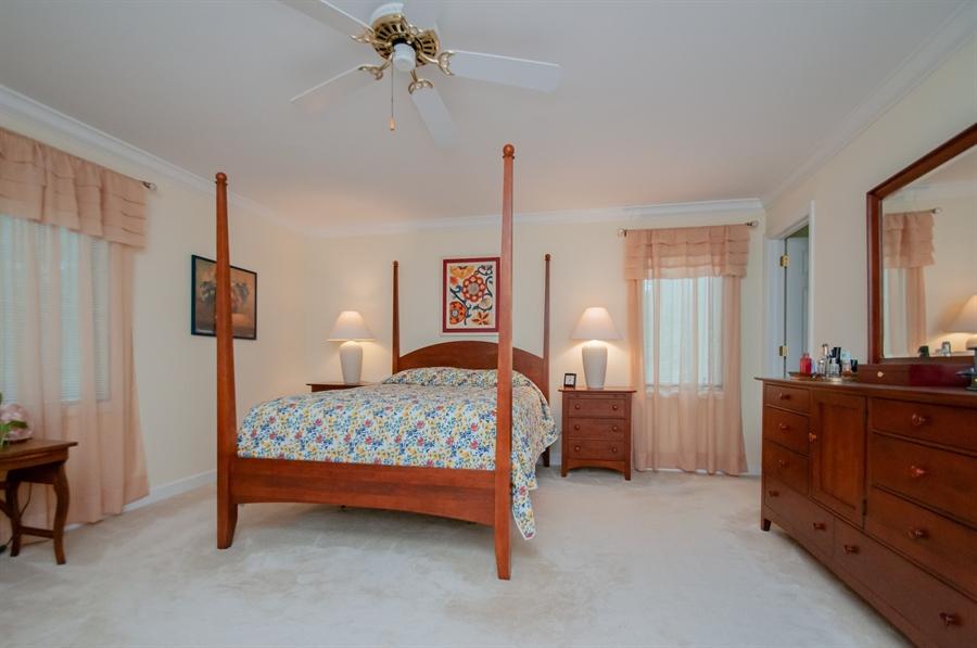 Real Estate Photography - 10 Laurel Ct, Wilmington, DE, 19808 - Master Bedroom has 2 Closets