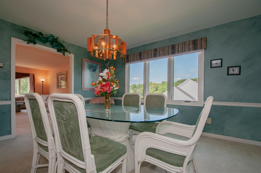 Real Estate Photography - 205 Louis Ln, Hockessin, DE, 19707 - Formal Dining Room