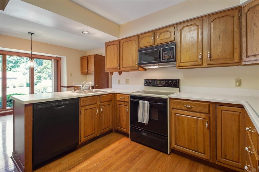 Real Estate Photography - 270 Delaplane Ave, Newark, DE, 19711 - Kitchen with plenty of workspace