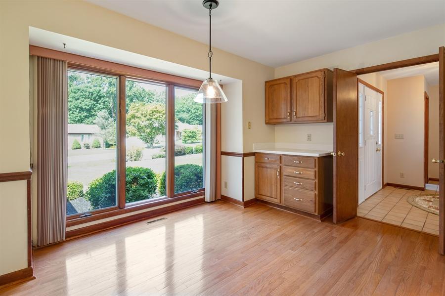 Real Estate Photography - 270 Delaplane Ave, Newark, DE, 19711 - Bright & sunny breakfast area