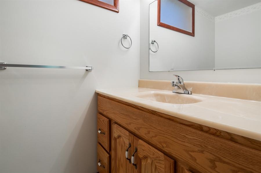 Real Estate Photography - 270 Delaplane Ave, Newark, DE, 19711 - Lower level half bath