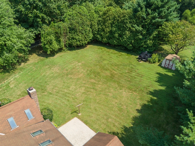 Real Estate Photography - 270 Delaplane Ave, Newark, DE, 19711 - Private .50 acre wooded setting
