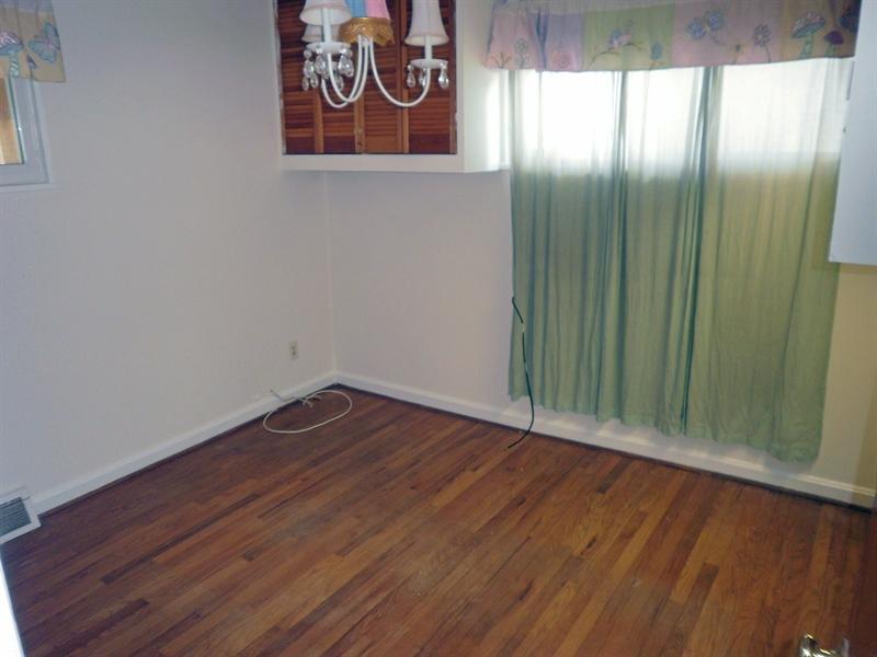 Real Estate Photography - 404 Stanton Rd, Wilmington, DE, 19804 - 3rd bedroom with hardwood floors