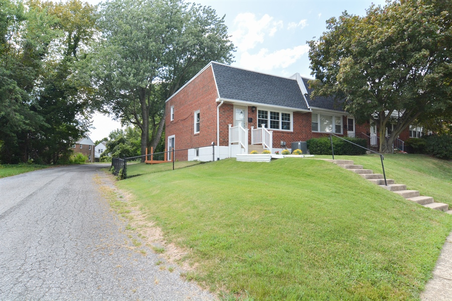 Real Estate Photography - 178 Wiltshire Rd, Claymont, DE, 19703 - Location 5