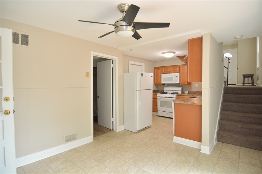 Real Estate Photography - 178 Wiltshire Rd, Claymont, DE, 19703 - Could be Main Suite off Kitchen