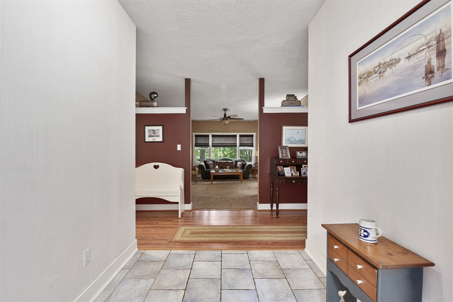 Real Estate Photography - 121 Ridge Run Rd, North East, MD, 21901 - View from Front door