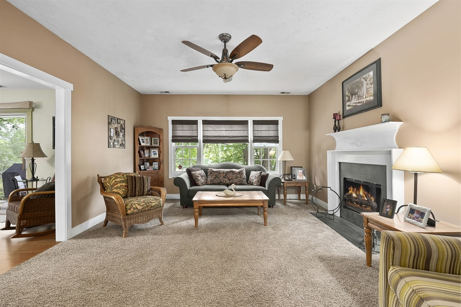 Real Estate Photography - 121 Ridge Run Rd, North East, MD, 21901 - Living Room