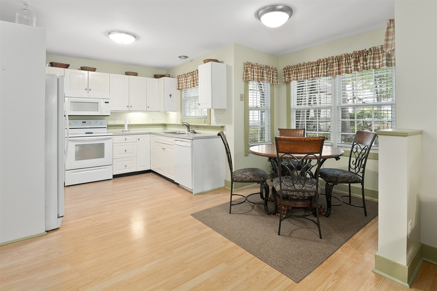 Real Estate Photography - 121 Ridge Run Rd, North East, MD, 21901 - Kitchen/Dining Area
