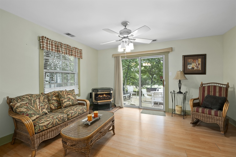 Real Estate Photography - 121 Ridge Run Rd, North East, MD, 21901 - Family Room