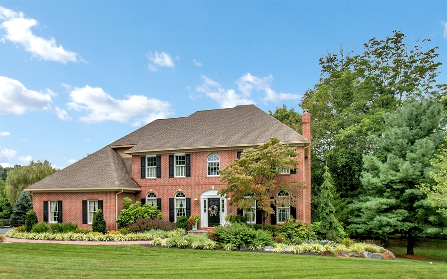 Real Estate Photography - 525 Ridgeview Dr, Hockessin, DE, 19707 - Wonderful Curb Appeal!!!