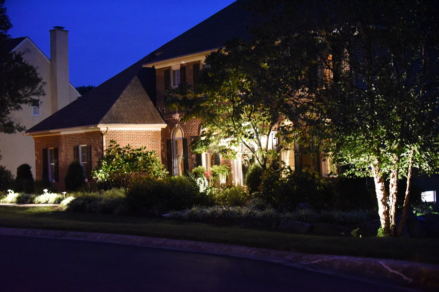 Real Estate Photography - 525 Ridgeview Dr, Hockessin, DE, 19707 - Gorgeous Night Views