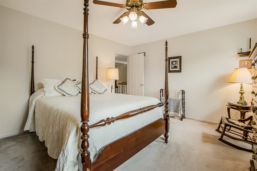 Real Estate Photography - 525 Ridgeview Dr, Hockessin, DE, 19707 - Another View of the Second Bedroom