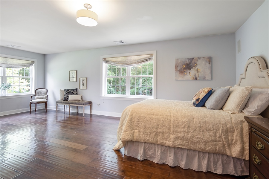 Real Estate Photography - 784 Shavertown Rd, Garnet Valley, PA, 19060 - Spacious owner's suite with natural light