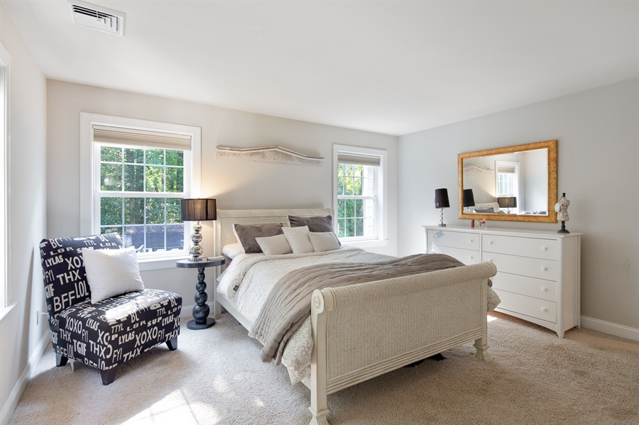 Real Estate Photography - 784 Shavertown Rd, Garnet Valley, PA, 19060 - Bedroom #3 includes en-suite full bathroom