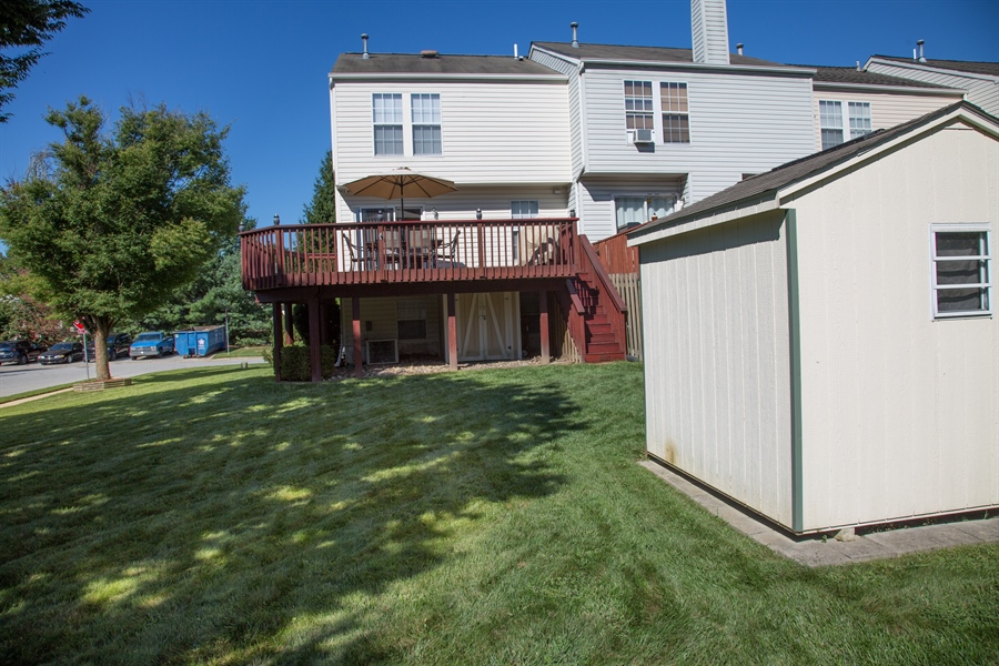 Real Estate Photography - 11 Wisteria Dr, Newark, DE, 19702 - Lots of room to have outdoor fun!