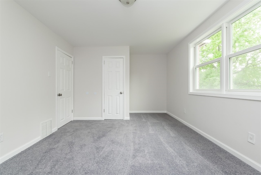 Real Estate Photography - 3038 W Court Ave, Claymont, DE, 19703 - Master Bedroom