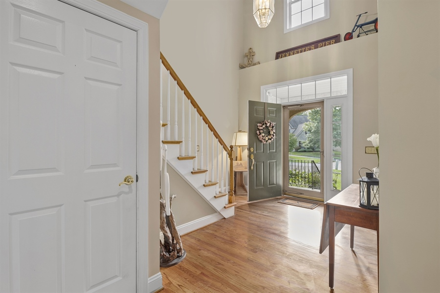 Real Estate Photography - 30 Fall Brooke Rd, Newark, DE, 19711 - Gleaming Hardwood Floors