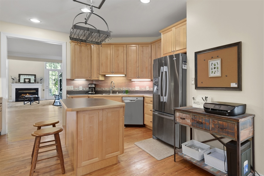Real Estate Photography - 30 Fall Brooke Rd, Newark, DE, 19711 - Kitchen w/ Recessed Lighting, Loads of Storage