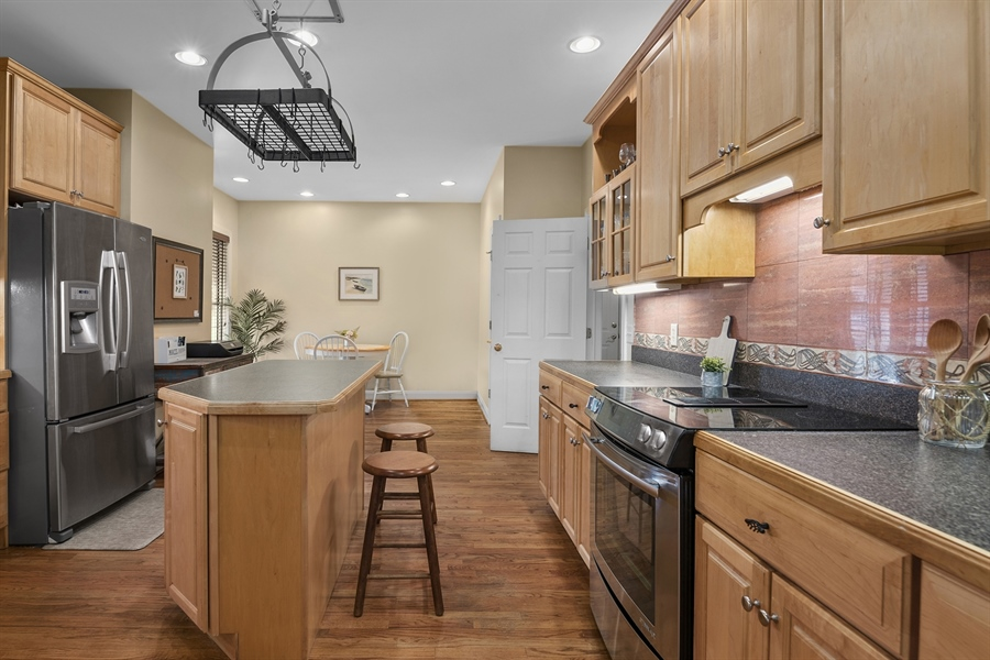 Real Estate Photography - 30 Fall Brooke Rd, Newark, DE, 19711 - Kitchen and Breakfast Room