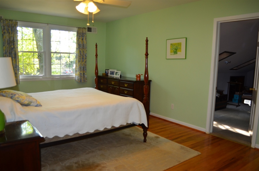 Real Estate Photography - 3207 Delwynn Dr, Wilmington, DE, 19803 - Master Suite w Bonus Room