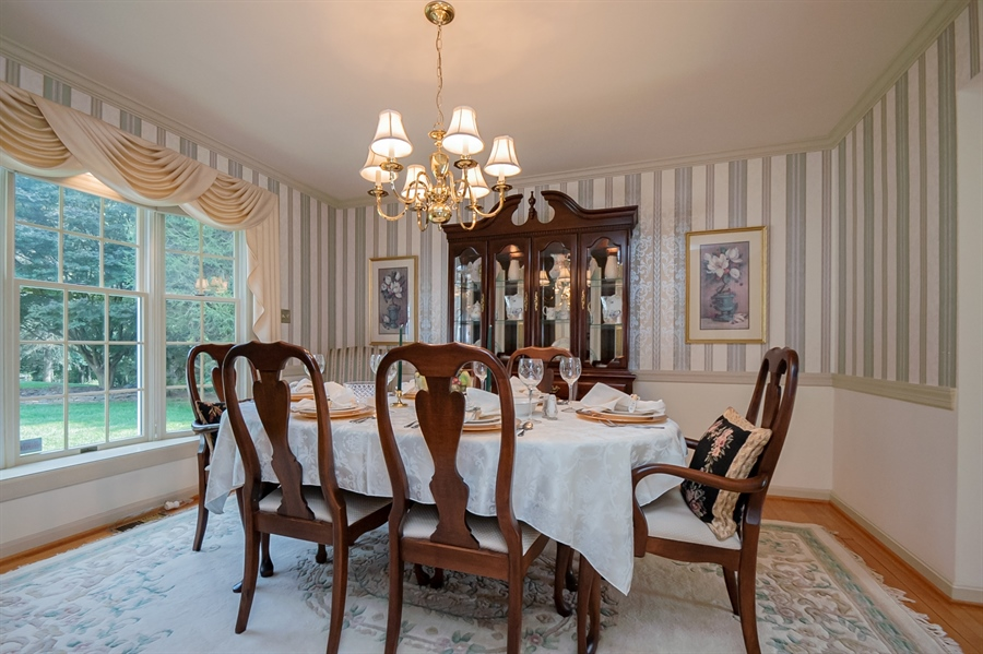 Real Estate Photography - 204 N Star Rd, Newark, DE, 19711 - Main Dinning Room
