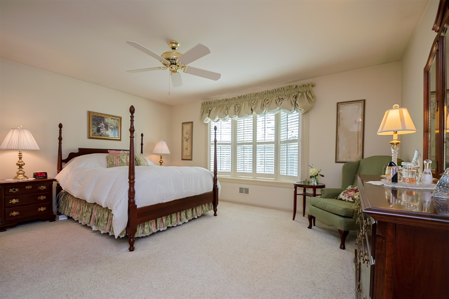 Real Estate Photography - 204 N Star Rd, Newark, DE, 19711 - Main home Master Bedroom