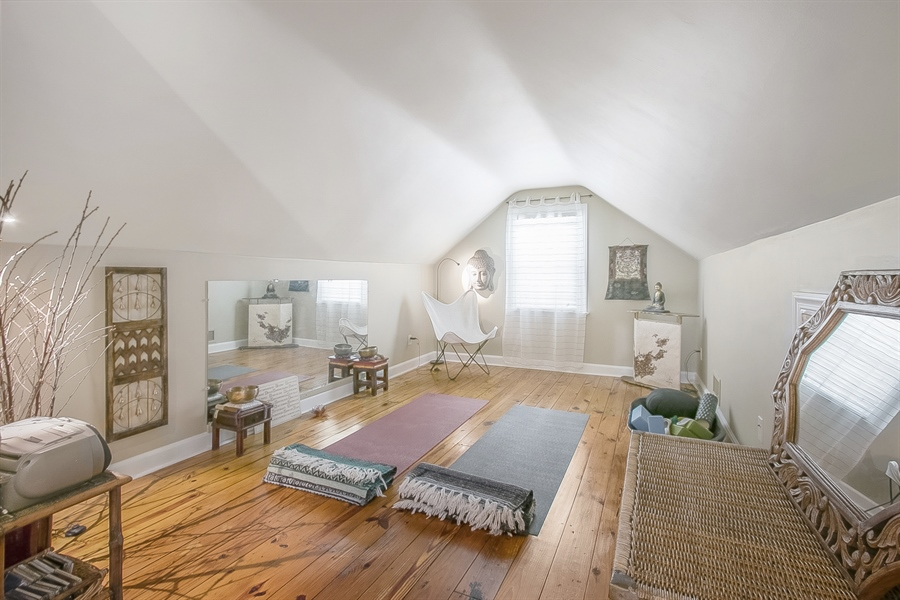 Real Estate Photography - 300 Kennett Pike, Chadds Ford, PA, 19317 - Third Level 5th Bedroom/Playroom/Studio