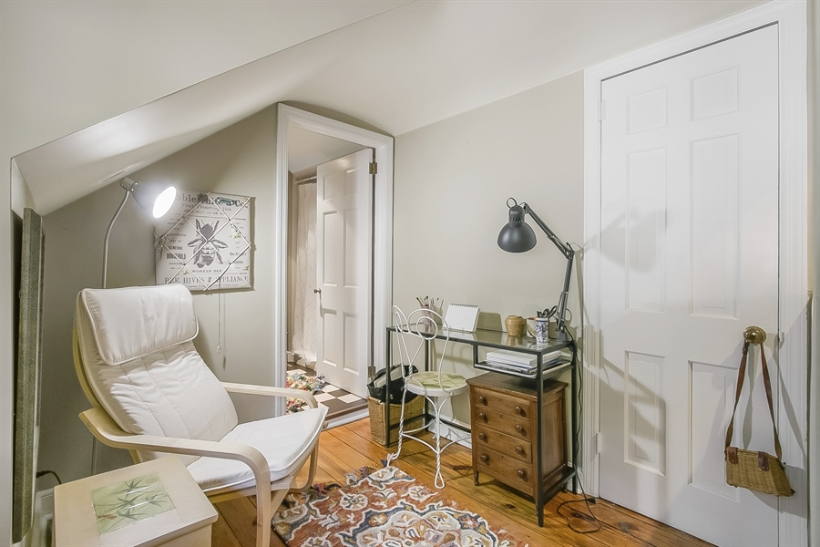 Real Estate Photography - 300 Kennett Pike, Chadds Ford, PA, 19317 - 5th Bedroom has In-Suite Full Bath