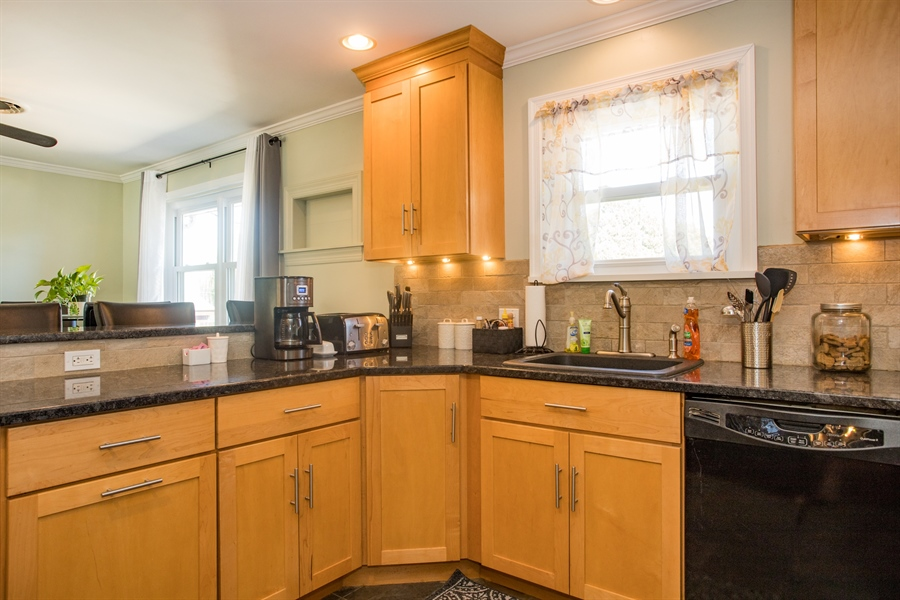 Real Estate Photography - 404 Cushman Rd, Wilmington, DE, 19804 - Kitchen