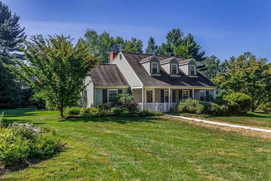 Real Estate Photography - 700 Fawn Rd, Newark, DE, 19711 - wonderfully private flat lot