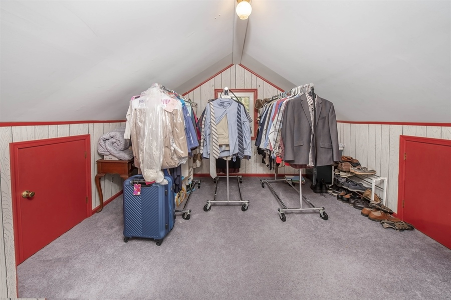 Real Estate Photography - 700 Fawn Rd, Newark, DE, 19711 - bonus room being used as off season closet