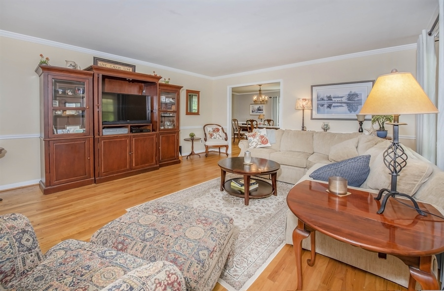 Real Estate Photography - 700 Fawn Rd, Newark, DE, 19711 - large living room