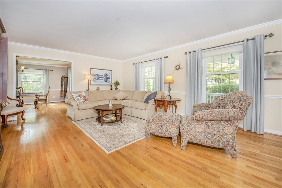 Real Estate Photography - 700 Fawn Rd, Newark, DE, 19711 - 2nd view of living room