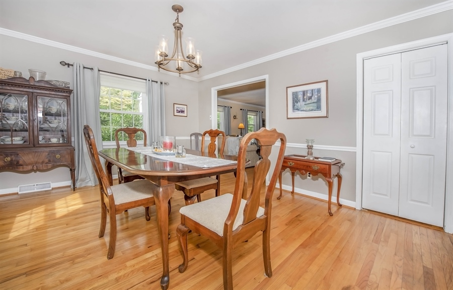 Real Estate Photography - 700 Fawn Rd, Newark, DE, 19711 - dining room