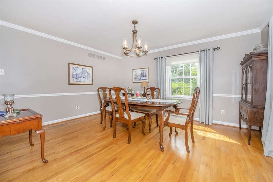 Real Estate Photography - 700 Fawn Rd, Newark, DE, 19711 - 2nd view of dining room