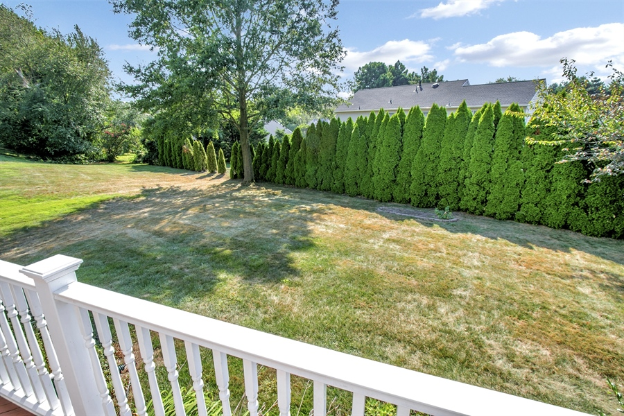 Real Estate Photography - 5 Grosbeak Ln, Newark, DE, 19711 - View From The Deck Areas