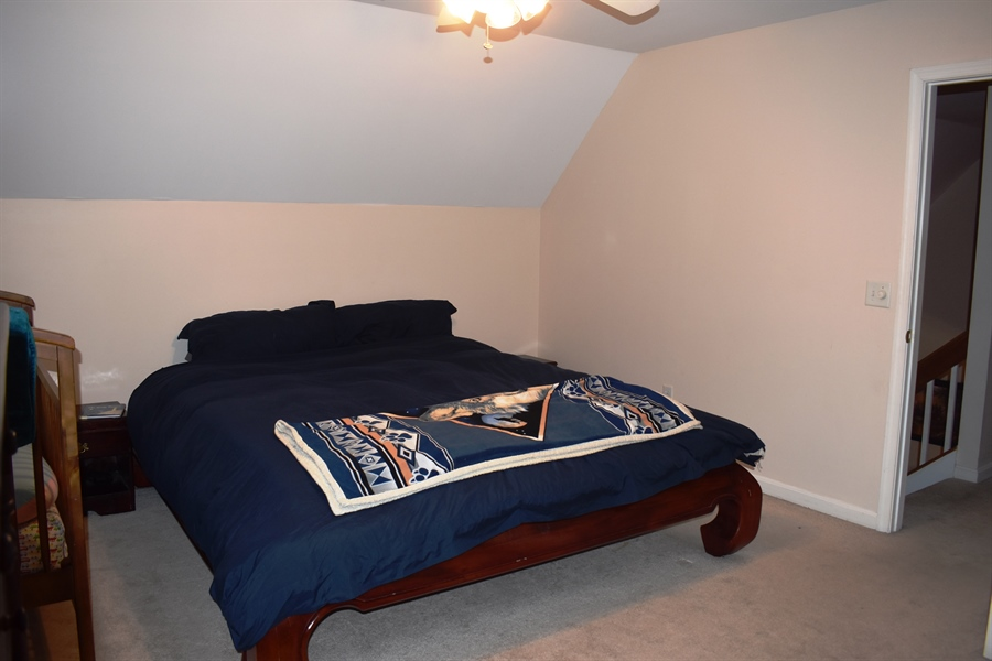 Real Estate Photography - 196 Mifflin Rd, Dover, DE, 19904 - Master bedroom with walk in closet