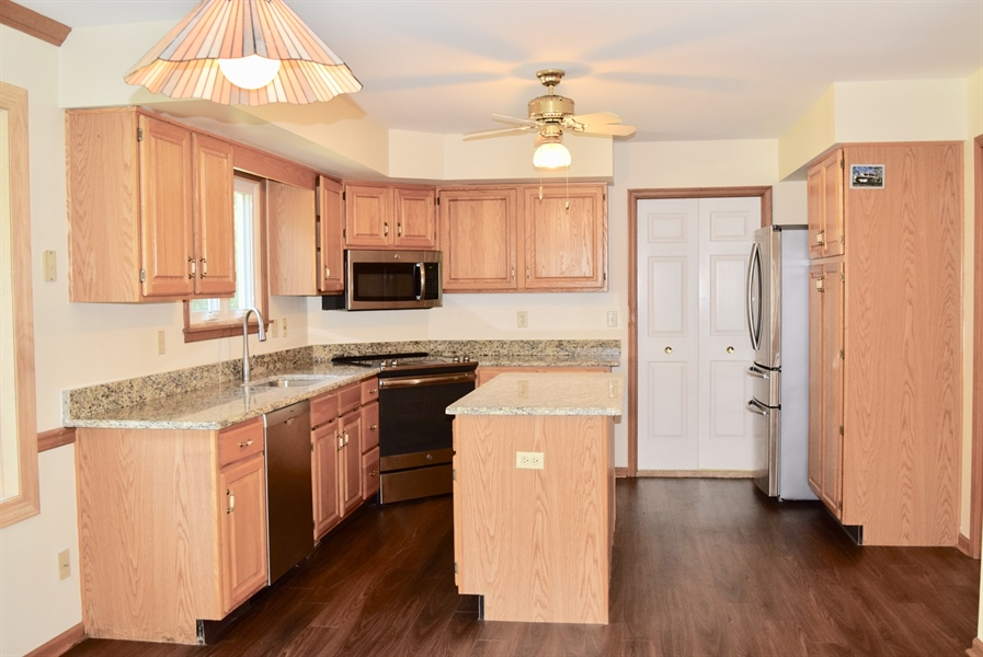 Real Estate Photography - 513 Penn Manor Dr, Newark, DE, 19711 - Another view of kitchen