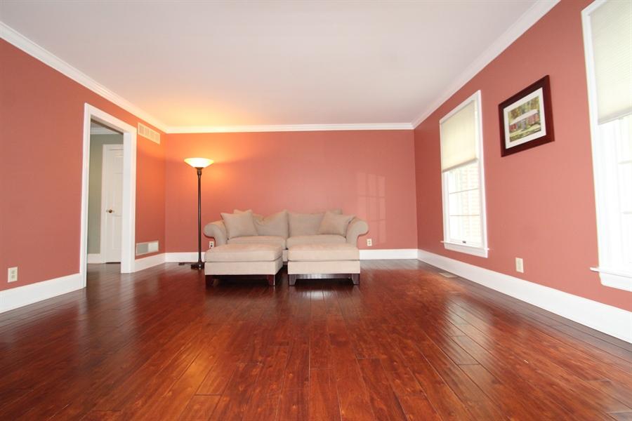 Real Estate Photography - 605 Cheltenham Rd, Wilmington, DE, 19808 - Living Room