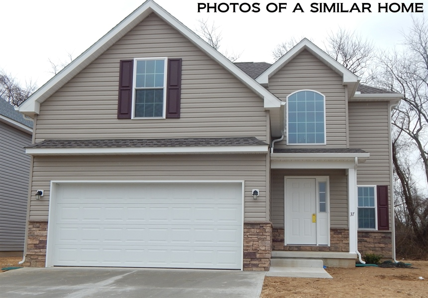 Real Estate Photography - 38 Black Cherry Drive #Lot232, lot232, Camden Wyoming, DE, 19934 - TO BE BUILT