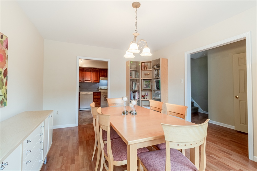 Real Estate Photography - 10 West Ct, Wilmington, DE, 19810 - Large formal dining room
