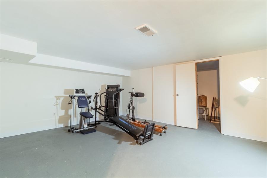 Real Estate Photography - 10 West Ct, Wilmington, DE, 19810 - Large bonus in the basement