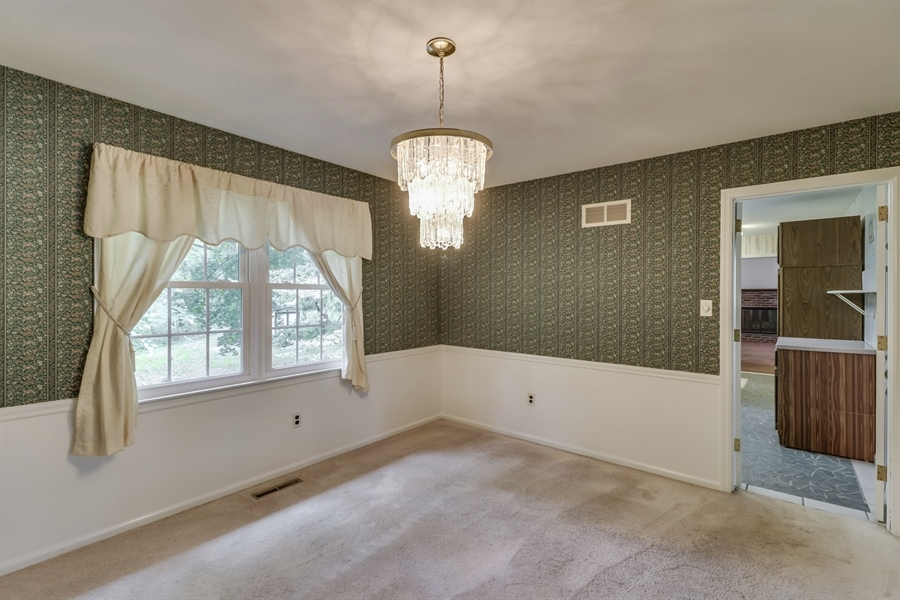 Real Estate Photography - 806 N Country Club Dr, Newark, DE, 19711 - Dining Room