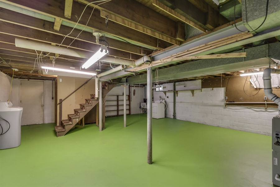 Real Estate Photography - 806 N Country Club Dr, Newark, DE, 19711 - Basement