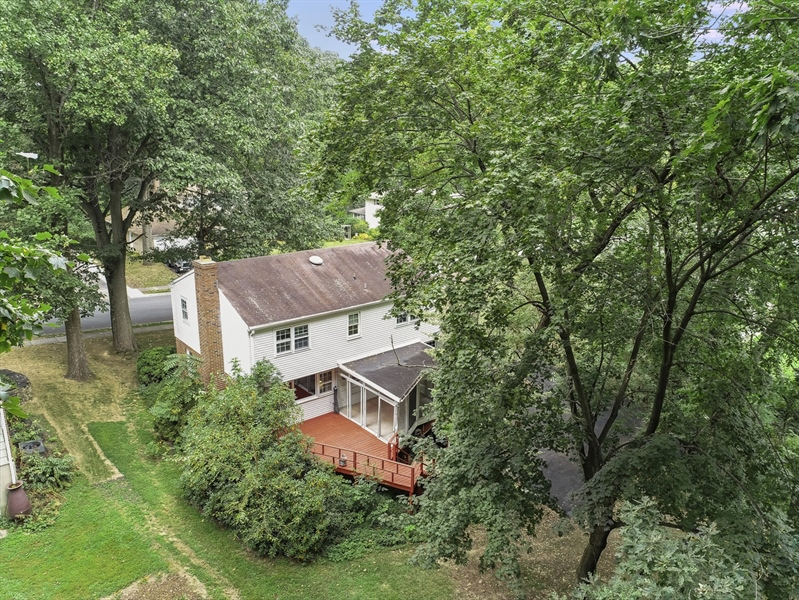 Real Estate Photography - 806 N Country Club Dr, Newark, DE, 19711 - Overhead