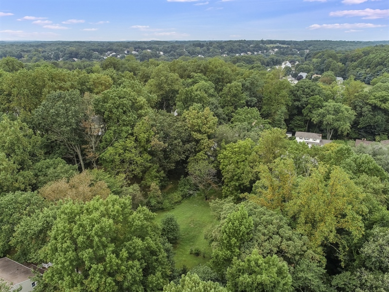 Real Estate Photography - 806 N Country Club Dr, Newark, DE, 19711 - Overview of rear land