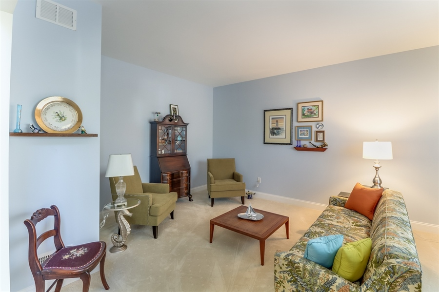 Real Estate Photography - 915 Benalli Dr, Middletown, DE, 19709 - formal living room to the right as you enter